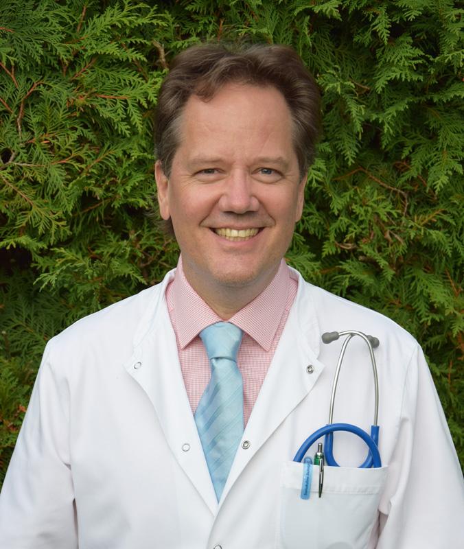 Prim. Univ. Doz. Dr. Gottfried Schaffler, MBA